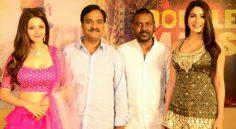 'Kanchana 3' Grand Success Mreet