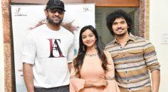 Prabhas Launched 'Nuvvu Thopu Raa' Trailer