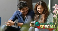 Nagarjuna Looks More Younger In 'Manmadhudu2' Movie