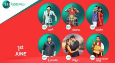 Zee Cinemalu ( 1st June )