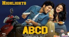 Allu Sirish 'ABCD' Highlights