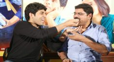 Allu Sirish at ABCD Success meet