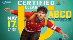 Allu Sirish 'ABCD' Clears Censor Formalities