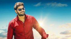 The first look of Karthikeya's next `Guna 369` is out