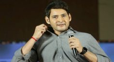 Mahesh at Maharshi Success meet
