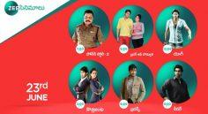 Zee Cinemalu ( 23rd June )