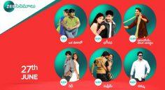 Zee Cinemalu ( 27th June )