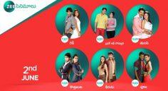 Zee Cinemalu ( 2nd June )