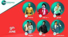 Zee Cinemalu ( 9th June )