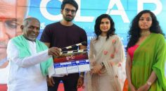 Aadhi Pinishetty's Clap Movie Launched