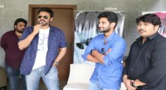 Venkatesh launched the theatrical trailer of Burrakatha