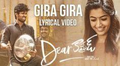Dear Comrade – Gira Gira Gira Lyrical Video