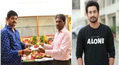 Raj Tarun, Konda Vijaykumar Movie Launched With Pooja Ceremony