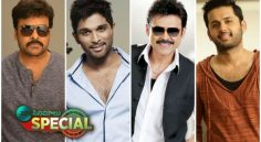 Star Heroes Who Announced Back To Back Movies Officially
