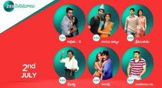 Zee Cinemalu ( 2nd July )
