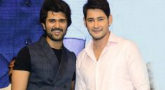 BlockBuster Director with Mahesh, Vijay Deverakonda !
