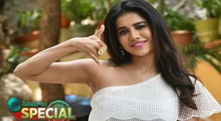 Nabha Natesh Proved Lucky With 'iSmart Shankar'