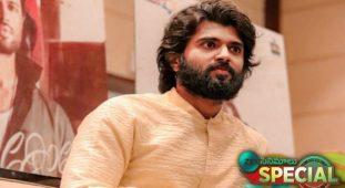 Vijay Deverakonda To Reach Another Milestone With 'Dear Comrade'