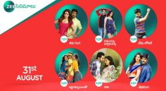 Zee Cinemalu ( 31st August )