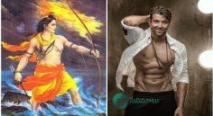 Hrithik as Lord Rama in Ramayan