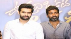 Ram Pothineni , Kishore Tirumala team up for third time !