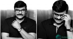 Chiranjeevi new look creates sensation in Social Media