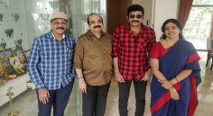 Rajasekhar To Do An Emotional Thriller