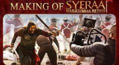 Making of Sye Raa Narasimha Reddy