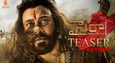 SyeRaa Movie Teaser Review
