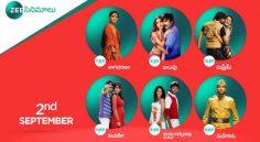 Zee Cinemalu ( 2nd September )