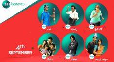 Zee Cinemalu ( 4th September )