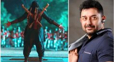 Aravind Swamy to dub for Chiranjeevi for SyeRaa Tamil Version