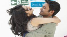 Dhanush, Gautham Vasudev Menon and Megha Akash's 'Thoota'