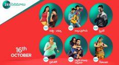 Zee Cinemalu ( 16th October )
