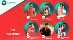 Zee Cinemalu ( 1st November )