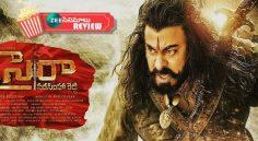 'Syeraa Narasimha Reddy' Movie Review