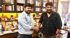 Telugu Producer Abhishek Agarwal Producing Bollywood Film 'KASHMIR FILES'