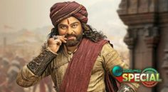 Megastar Chiranjeevi Has Proved That 'Age is just a Number' With Syeraa