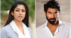 Rana, Nayanatara To Share The Screen Again After 'Krishnam Vande Jagadgurum'