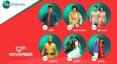 Zee Cinemalu ( 12th November )