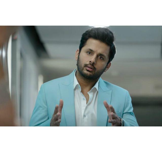 Nithin Bheeshma Movie Stills Watch Photo Of Zee Cinemalu Full Videos News Gallery Online At Http Www Zeecinemalu Com English