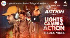 Lights Camera Action Telugu Video