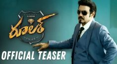 Balakrishna's Ruler Teaser Review