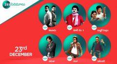 Zee Cinemalu ( 23rd December )