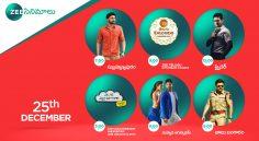 Zee Cinemalu ( 25th December )