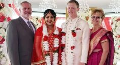 Richa Gangopadhyaya Married her boy friend Joe