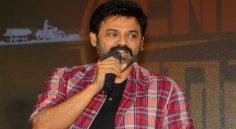 Venkatesh Comedy at Venky Mama Press meet