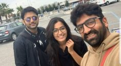 Nithiin Bheeshma New Scheduled Is Being Commenced In Rome