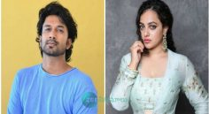 Satya Dev Nithya Menen Movie Announcement