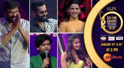 Zee Cine Awards Telugu 2020 Editors Cut Special Promo